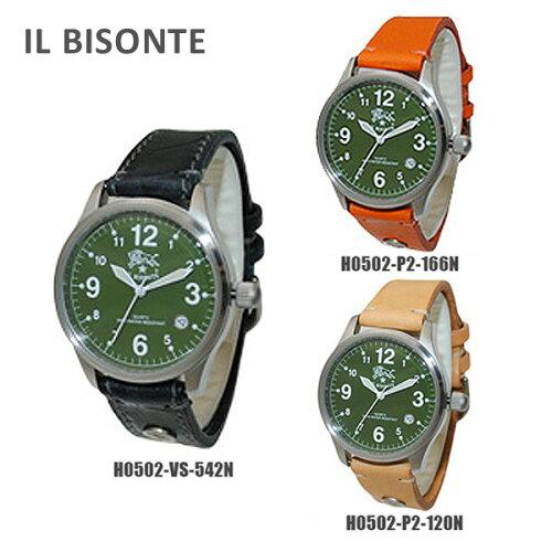 IL BISONTE (イルビゾンテ) 時計 腕時計 H0502-P2 120N 132N 135N 145N 166N 541N 542N メンズ ...