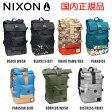 NIXON(ニクソン) バックパック/リュック/バッグ/バック SWAMIS スワミス C21871758 C21871717 C21871639 C21871627 メンズ レディース