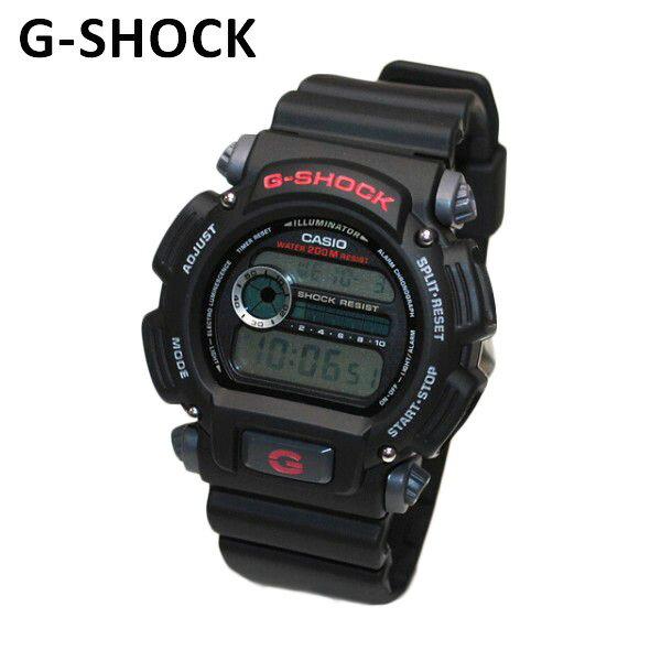 腕時計, メンズ腕時計 CASIO G-SHOCKG DW-9052-1VCG 1,000