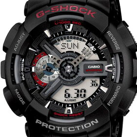 【国内正規品】CASIO(カシオ)G-SHOCK(Gショック)GA-110-1AJF時計腕時計【送料無料(※北海道・沖縄は1,000円)】(casio-ga-110-1ajf)