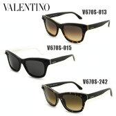 【国内正規品】 VALENTINO ヴァレンティノ サングラス V670S 013 015 242 アジアンフィット レディース UVカット 【送料無料(※北海道・沖縄は1,000円)】