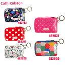 Cath Kidston(キャスキッドソン) ジップ トラベル パース Zipped Travel Purse with Key Chain 482752 482707 482820 482837 482950 定..