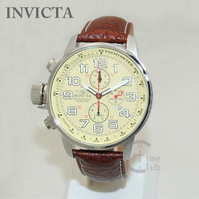 INVICTA(インビクタ)腕時計時計2772Forceフォースブラウンレザー/シルバーメンズインヴィクタ【送料無料(※北海道・沖縄は1,000円)】
