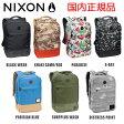 NIXON(ニクソン) バックパック リュック バッグ BEACONS C21901627 C21901717 C21901836 C21901736 C21901851 メンズ レディース