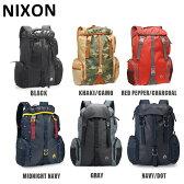 NIXON(ニクソン) バックパック/リュック/バッグ WATERLOCK2 ウォーターロック2 C1952000 C19521714 C19521745 C19521242 C1952145 C1952307 メンズ レディース【送料無料(※北海道・沖縄は1,000円)】