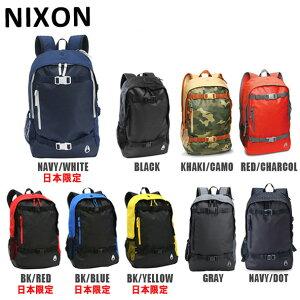 [NIXON紙袋プレゼント!][国内正規品][ニクソン][BAG][バッグ][リュック][バックパック][バック...