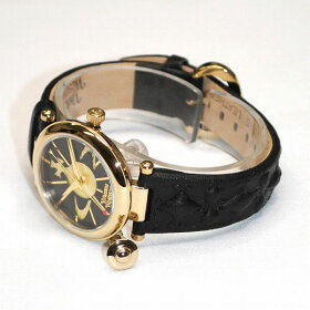 VivienneWestwood(ヴィヴィアンウエストウッド)腕時計VV006BKGDORB時計レディースヴィヴィアンタイムマシン【送料無料(※北海道・沖縄は525円)】【楽ギフ_包装選択】