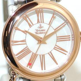 新入荷!VivienneWestwood(ヴィヴィアンウエストウッド)腕時計VV006PRSSLORB時計レディースヴィヴィアンビビアン【送料無料(※北海道・沖縄は1,000円)】(vw-vv006prssl)