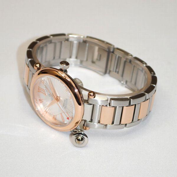 VivienneWestwood(ヴィヴィアンウエストウッド)腕時計VV006RSSLORBシルバー/ピンクゴールド時計レディースヴィヴィアンタイム