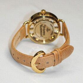 VivienneWestwood(ヴィヴィアンウエストウッド)腕時計VV055PKTN時計レディースヴィヴィアンタイムマシン【送料無料(※北海道・沖縄は1,000円)】【楽ギフ_包装選択】