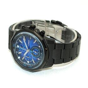【国内正規品】WIRED(ワイアード)時計腕時計AGAW421THEBLUEブラック/ブルー【送料無料(※北海道・沖縄は1,000円)】
