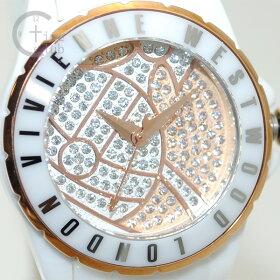 新入荷!VivienneWestwood(ヴィヴィアンウエストウッド)腕時計VV088SRSWHホワイト/ピンクゴールドブレス時計レディースヴィヴィアン【送料無料(※北海道・沖縄は1,000円)】