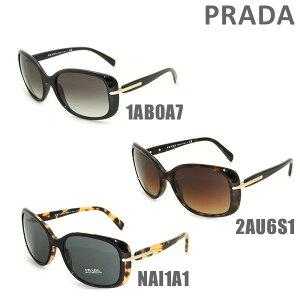 c2996301e1d5 PRADA (プラダ) サングラス 0PR 08OS 1AB0A7 2AU6S1 NAI1A1 メンズ レディース 正規品 UVカット