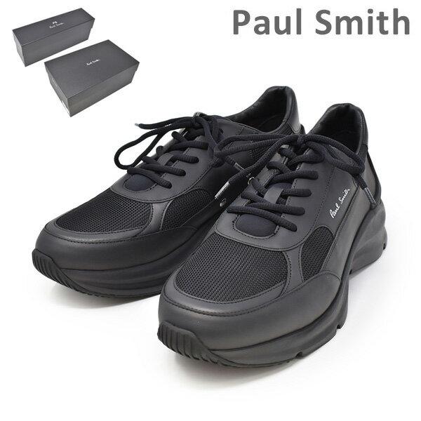 メンズ靴, スニーカー  M1S EXP01 ACLF EXPLORER BLACK PAUL SMITH SHOE 1,000