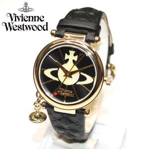 Vivienne Westwood (ヴィヴィアンウエストウッド) 腕時計 VV006BKGD ORB 時計 レディース ヴィヴィアン タイムマシン 【送料無料(※北海道・沖縄は1,000円)】【楽ギフ_包装選択】