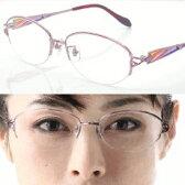 チタンピンクステンドナイロール・パソコンシニアグラス[全額返金保証]・日本製PC老眼鏡・パソコン用メガネ 老眼・パソコンメガネ老眼鏡・ブルーライトカット老眼鏡・PCメガネ老眼鏡