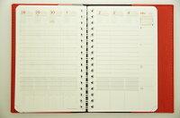 Quovadisクオバディス10年12月始まり(2011年1月始まり対応)とじ手帳タイムアンドライフ10x15