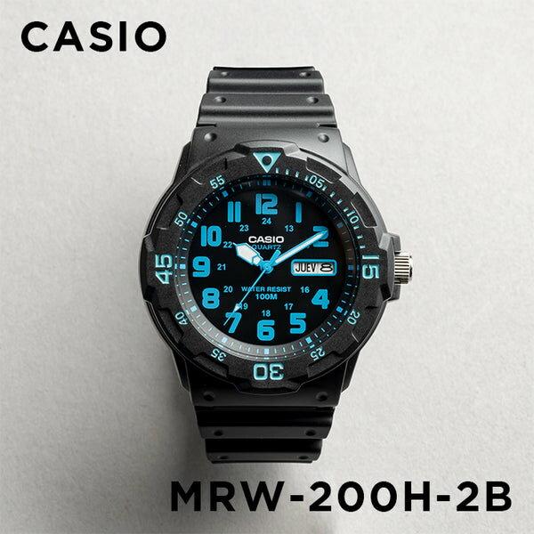 腕時計, メンズ腕時計 10CASIO MRW-200H-2B