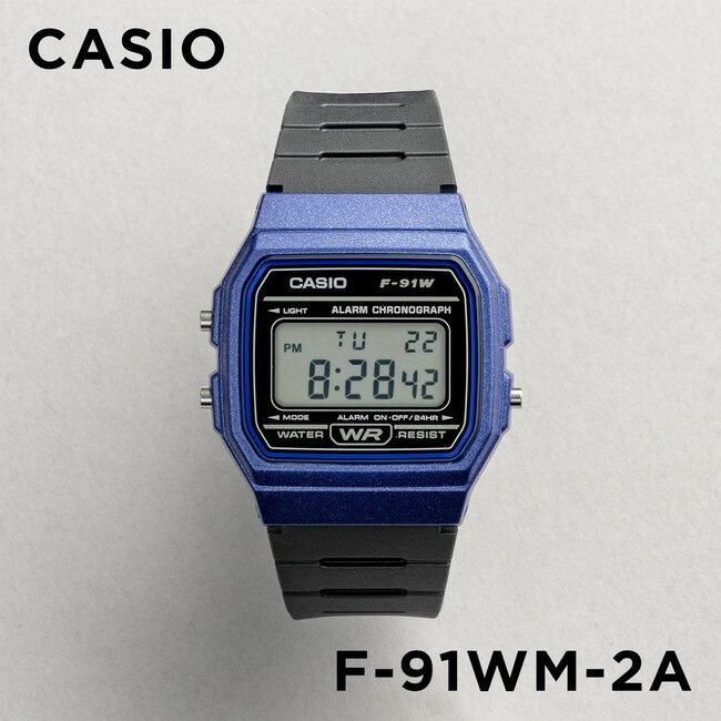 CASIO f91w watch 10CASIO F-91WM-2A