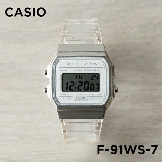 CASIO f91w watch 10CASIO F-91WS-7