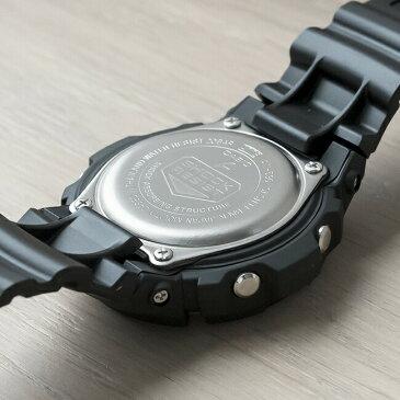 【並行輸入品】【10年保証】CASIO G-SHOCK カシオ Gショック AW-590-1A 腕時計 メンズ キッズ 子供用 男の子 ジーショック アナデジ 防水 ブラック 黒 シルバー