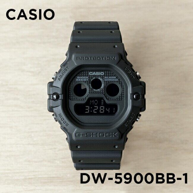 腕時計, メンズ腕時計 10CASIO G-SHOCK G DW-5900BB-1