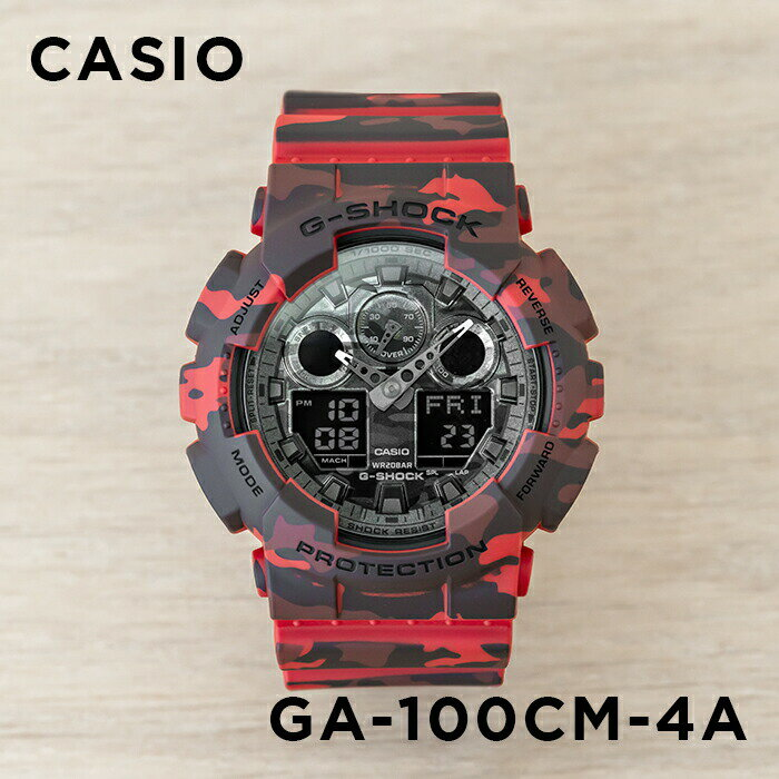 CASIO G-SHOCK Red watch 10 CASIO G-SHOCK G GA-10...