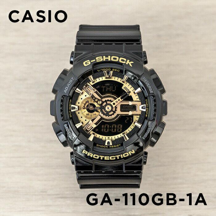 腕時計, メンズ腕時計 CASIO G-SHOCK BLACKGOLD SERIES G GA-110GB-1AJF