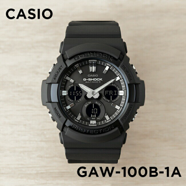 腕時計, メンズ腕時計 10CASIO G-SHOCK G GAW-100B-1A
