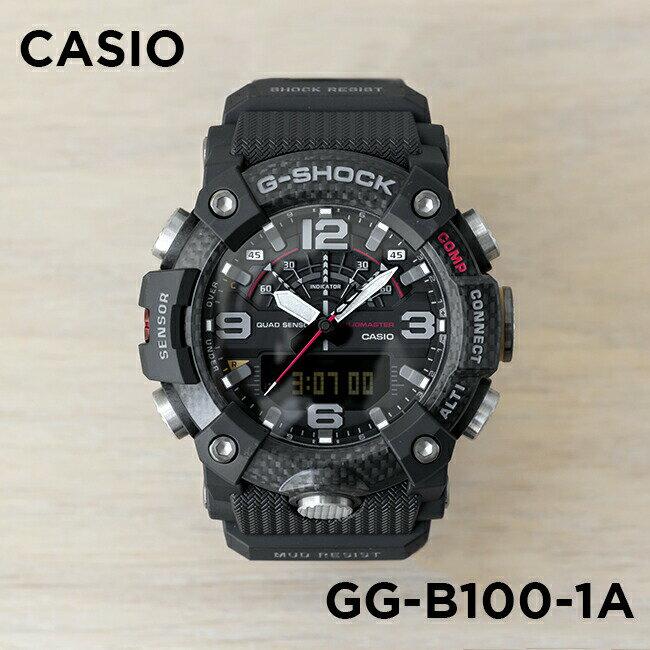 腕時計, メンズ腕時計 10CASIO G-SHOCK G GG-B100-1A