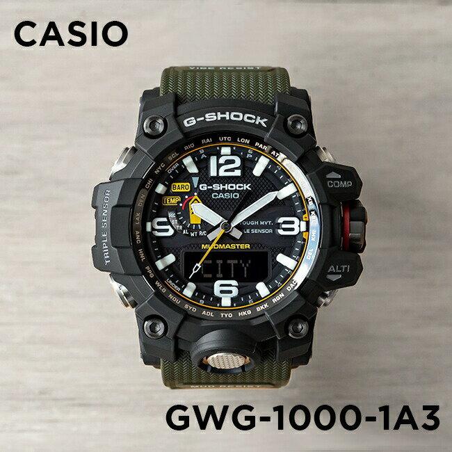 腕時計, メンズ腕時計 10CASIO G-SHOCK G GWG-1000-1A3