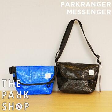 人気 ギフト THE PARK SHOP PARKRANGER MESSENGER ザ パークショップ パークレインジャー メッセンジャー PSG-56 ボーイズ ガールズ 子供用 キッズ ブルー 青 ブラック 黒 ショルダーバッグ バッグ 鞄