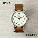 【並行輸入品】TIMEX タイメックス ウィークエンダー 40MM メンズ T2P495 腕時計 レ...
