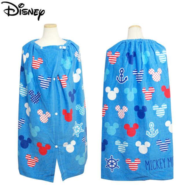 子供用・プール用品---ラップタオルラップタオル-子供-キッズ-男の子-ミッキー-巻きタオル-水泳-プール-タオル-スイミング-着替え-バスタオル-80cm☆全13色