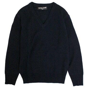 スクール セーター 子供 ジュニア キッズ 無地 Vネック ニット 男の子 女の子 洗濯機可能 入学や卒業式に最適 全1色