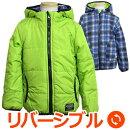 男の子(キッズ)・男の子---ジャンパー(キッズ)ジャンパー-リバーシブル-子供-キッズ-男の子-フード付-2way-中綿コート-ブルゾン-N77540-全2色