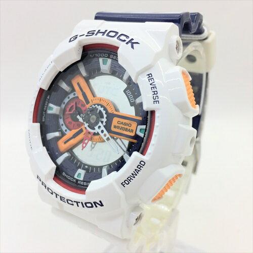 腕時計, メンズ腕時計 CASIO G-SHOCK GA-110PS-7AJRFS191120