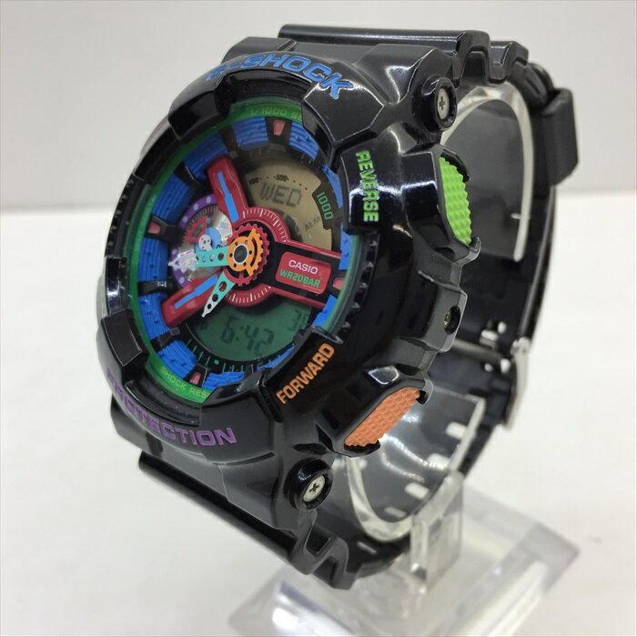 腕時計, メンズ腕時計 CASIO G-SHOCK SPECIAL COLORGA-110MC-1AJFCrazy ColorsFS200903