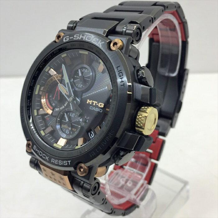 腕時計, メンズ腕時計 CASIO G-SHOCK MT-G Bluetooth MTG-B1000TF-1AJR35MAGMA OCEANBluetoothFS210403