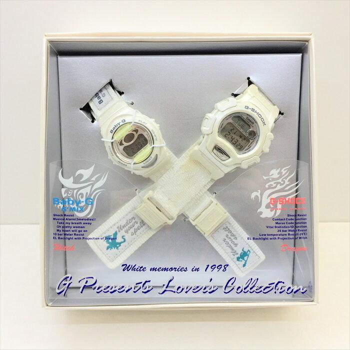 腕時計, ペアウォッチ CASIO G-SHOCK SPECIALLOV98B-3G Presents Lovers CollectionMensLadiesFS210429