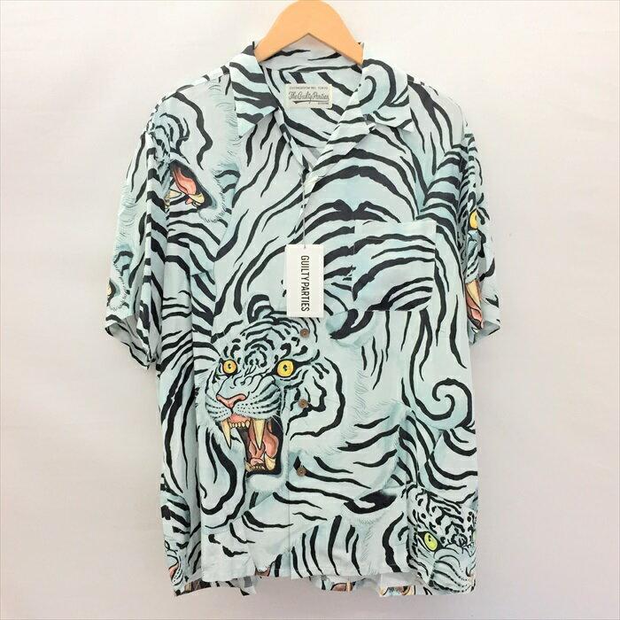 トップス, カジュアルシャツ WACKO MARIATIM LEHITIMLEHI-WM-HI18HAWAIIAN SHIRTMFS21091420210919 20001