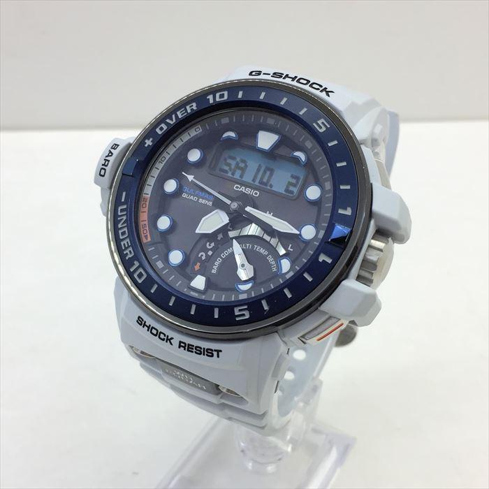 腕時計, メンズ腕時計 CASIO G-SHOCK GULFMASTER Quad SensorGWN-Q1000-7AJFMASTER OF GGFS211002 20001