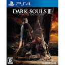 PS4 DARK SOULS III THE FIRE FADES EDITION(ダークソウルIII ザ ファイア フェーズ エディション)/PLJM80235/D 17才以上対象【中古】※美品