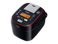 Panasonicスチーム&可変圧力IHジャー炊飯器SR-SPA107-K