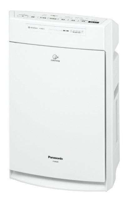 Panasonic  加湿空気清浄機 F-VXS55-W [適用床面積]空気清浄:25畳