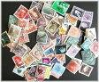 海外使用済み切手 単色&スモールサイズ 90枚