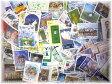 アイルランドの切手 (使用済切手 30枚)ラージサイズのみ!!