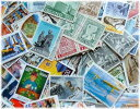 アイスランドの切手 (使用済み切手 30枚)重複あり