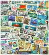 船の切手(海外使用済み切手 30枚)