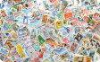 フランスの切手 (使用済み切手 30枚) ラージサイズ&スモールサイズのミックス